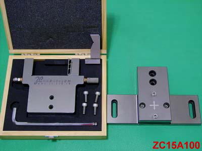 Picture of ZC Stainless Wire Cut Micro Vise | ZC-15A100