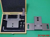Picture of ZC Stainless Wire Cut Micro Vise   ZC-15A100