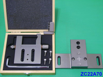 Picture of ZC Stainless Wire Cut Micro Vise | ZC-22A70