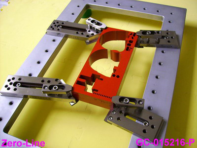 Wire Edm Clamps   Edm Network Zc Clamping Set Gc 015216 P Clamping Set