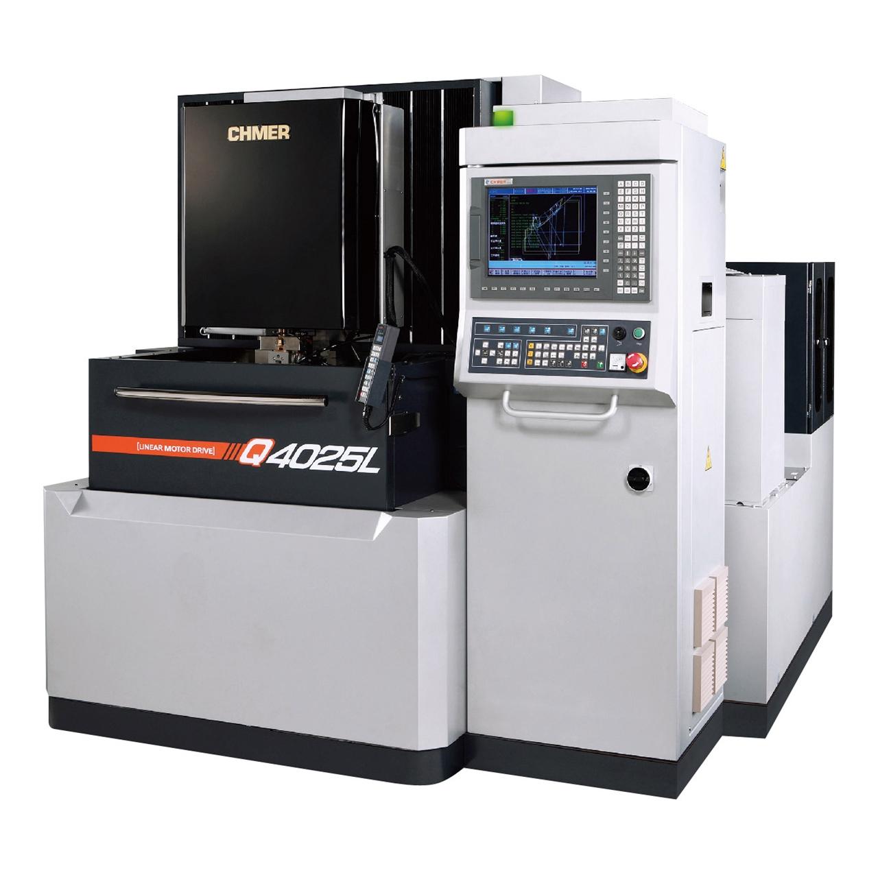 EDM Network   Wire Cut EDMs   Chmer Q4025L High Precision Linear Drive