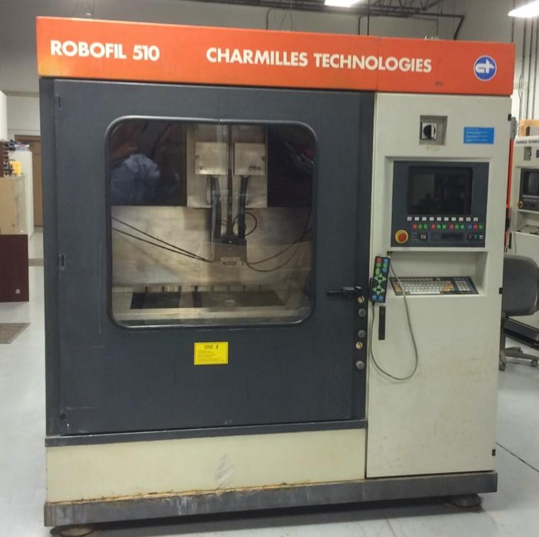 Picture of Charmilles Robofil 510 1993