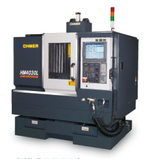 EDM Network | HM4030L Linear Motor High Speed Graphite Mill