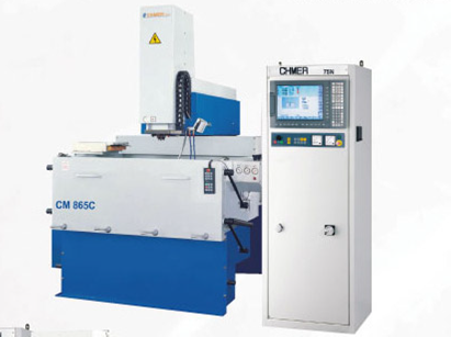 Picture of  2007 CHMER CM865C +150N CNC