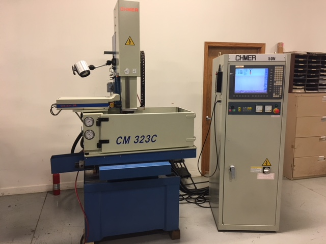 Picture of 2008 CHMER CNC Series CM323C+50N
