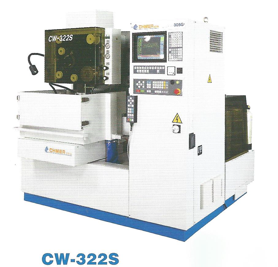 Picture of 2003 CHMER CW322S Wire EDM