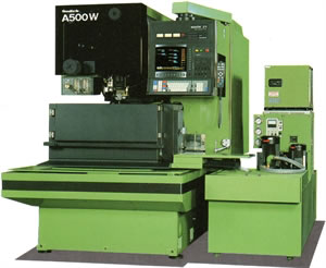New CNC wire EDMs
