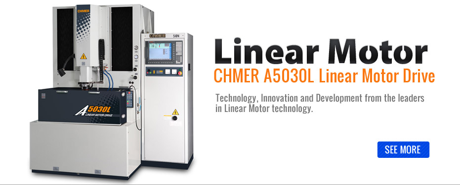 CHMER EDM Machines
